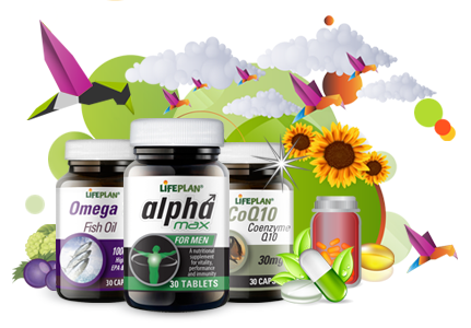 LIFEPLAN, Dietary Supplements