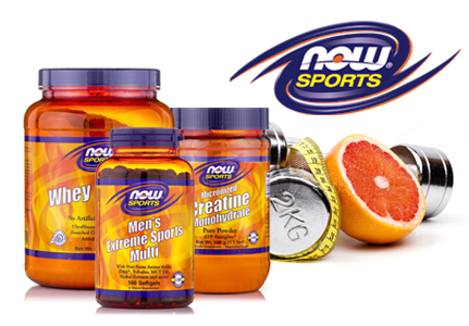 NOW Sports, Nutritional Support