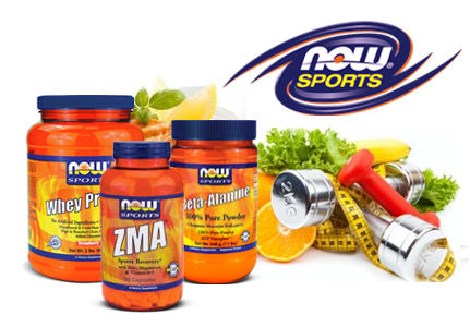 NOW® Sports, Nutritional Support